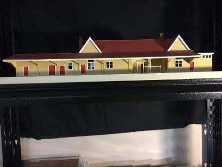 Pre Loved Model Train Stock